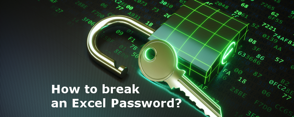 How to break an Excel Password