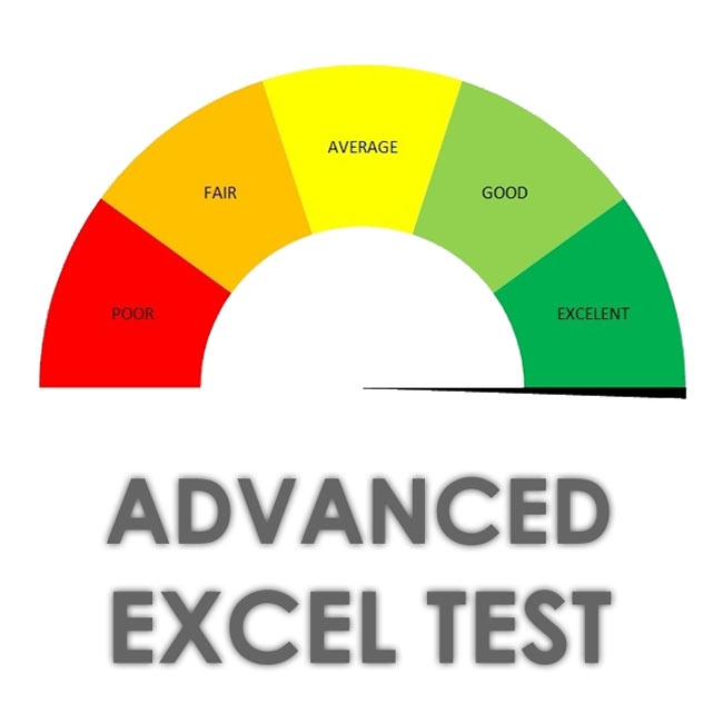 Advanced Excel Test