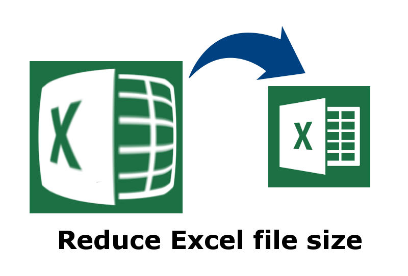 reduce Excel file size